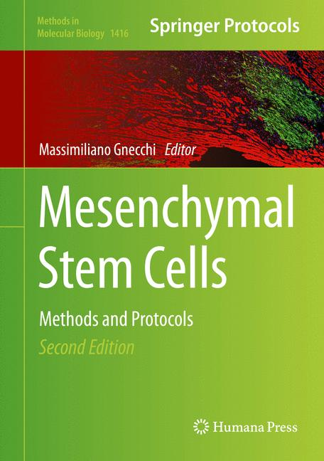 Cover of 'Mesenchymal Stem Cells'