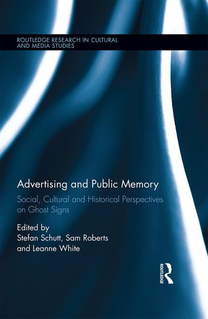 Cover of 'Advertising and Public Memory'