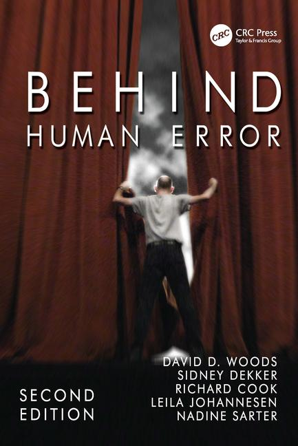 Cover of 'Behind Human Error'