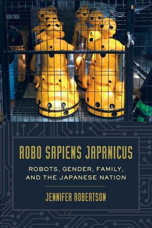 Cover of 'Robo sapiens japanicus'