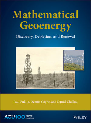 Cover of 'Mathematical Geoenergy'