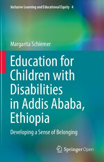 Cover of 'Education for Children with Disabilities in Addis Ababa, Ethiopia'