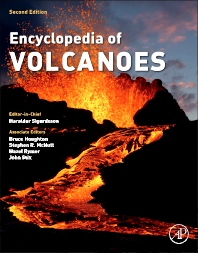 Cover of 'The Encyclopedia of Volcanoes'