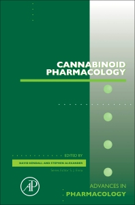Cover of 'Cannabinoid Pharmacology, Volume 80'