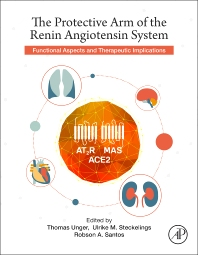 Cover of 'The Protective Arm of the Renin Angiotensin System (RAS)'