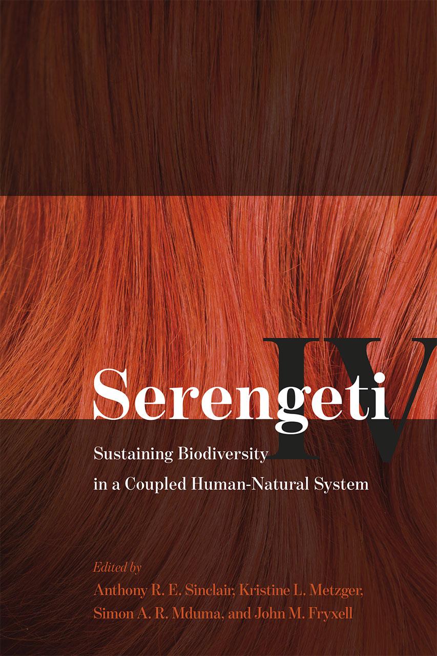 Cover of 'Serengeti IV'