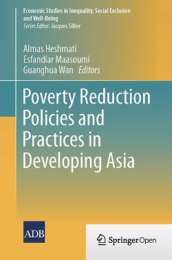 Cover of 'Poverty Reduction Policies and Practices in Developing Asia'