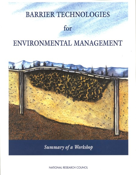 Cover of 'Barrier Technologies for Environmental Management'