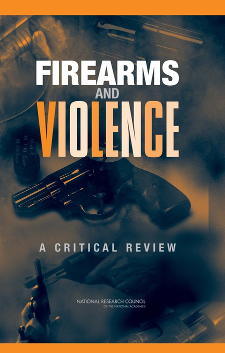 Cover of 'Firearms and Violence'