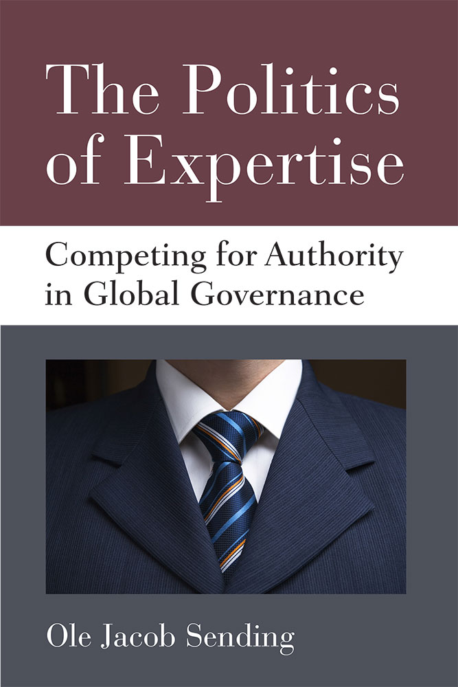 Cover of 'The Politics of Expertise'