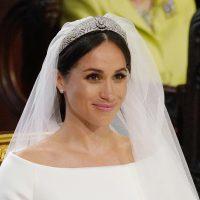 Meghan Markle's Wedding Makeup