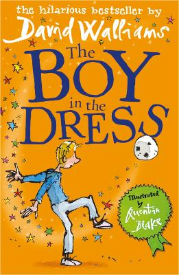The Boy in the Dress bookcover