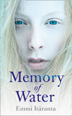 Memory of Water bookcover