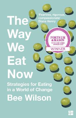 The Way We Eat Now bookcover