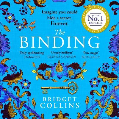 The Binding by Bridget Collins, and Carl Prekopp