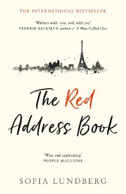 The Red Address Book: The International Bestseller by Sofia Lundberg
