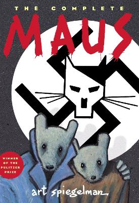 The Complete MAUS by Art Spiegelman