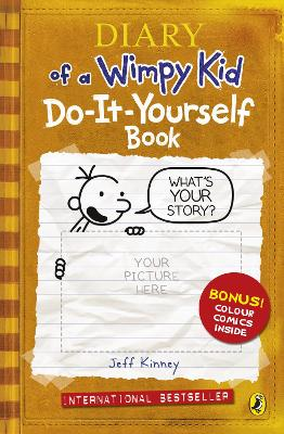 Diary of a wimpy kid do it yourself book summer reading challenge subjects solutioingenieria Image collections