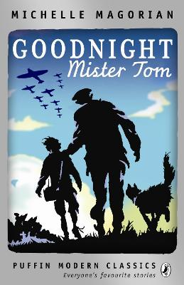 Goodnight Mister Tom bookcover