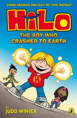 Hilo: The Boy Who Crashed to Earth (Hilo Book 1) by Judd Winick