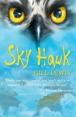 Sky Hawk by Gill Lewis
