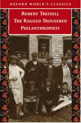The Ragged Trousered Philanthropists bookcover