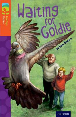 Oxford Reading Tree TreeTops Fiction: Level 13: Waiting for Goldie by Susan Gates, and Jane Cope