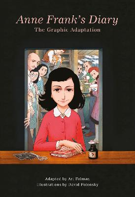Anne Frank's Diary: The Graphic Adaptation bookcover
