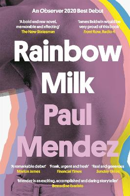 Rainbow Milk: an Observer 2020 Top 10 Debut by Paul Mendez