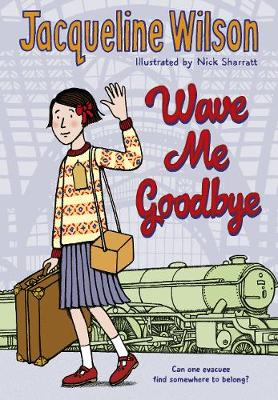 Wave Me Goodbye bookcover