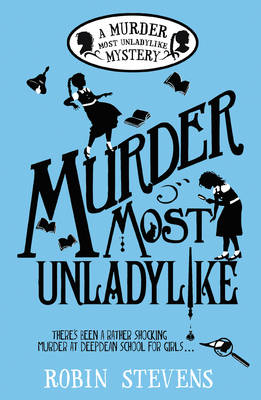 Murder Most Unladylike bookcover