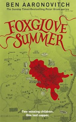 Foxglove Summer: The Fifth PC Grant Mystery by Ben Aaronovitch