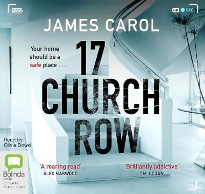 17 Church Row by James Carol, Olivia Dowd, Andre Ricardo, and Red Apple Creative/SNK Studios