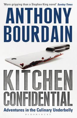 Kitchen Confidential bookcover