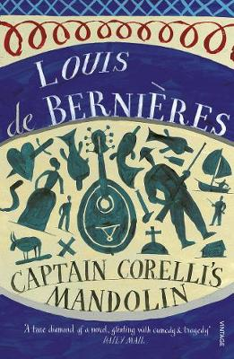 Captain Corelli's Mandolin bookcover