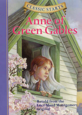 Anne of Green Gables bookcover