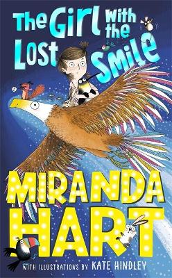 The Girl with the Lost Smile by Miranda Hart, and Kate Hindley