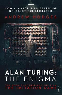 Alan Turing: The Enigma bookcover