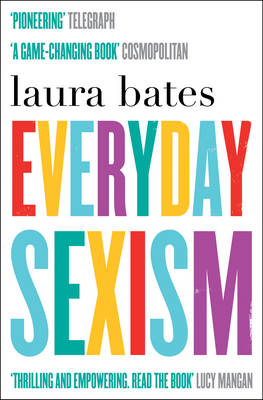 Everyday Sexism bookcover