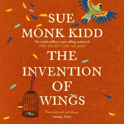 The Invention of Wings by Sue Monk Kidd, Adepero Oduye, and Jenna Lamia