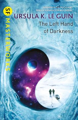 The Left Hand of Darkness bookcover