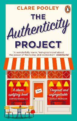 The Authenticity Project: The feel-good novel of 2020 by Clare Pooley