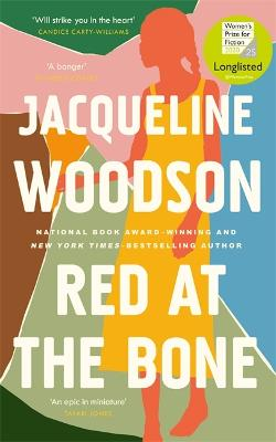 Red at the Bone: The New York Times bestseller from the National Book Award-winning author by Jacqueline Woodson