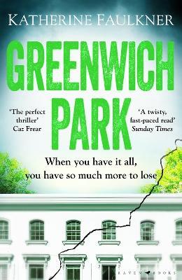 Greenwich Park by Katherine Faulkner