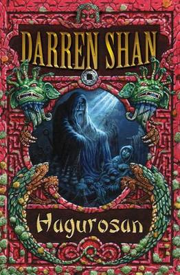 Hagurosan by Darren Shan, and Zack McLaughlin