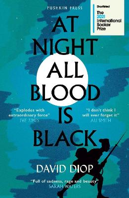 At Night All Blood is Black by David Diop, and Anna Moschovakis
