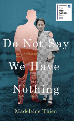 Do Not Say We Have Nothing bookcover