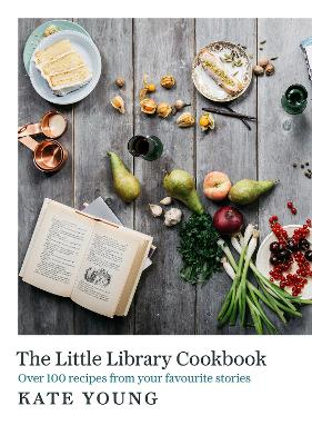 The Little Library Cookbook bookcover