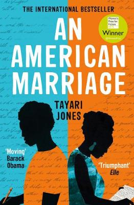 An American Marriage bookcover