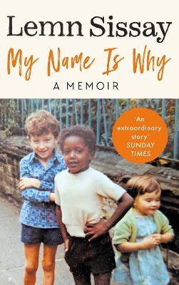 My Name Is Why bookcover